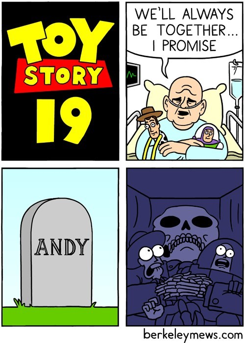 toy story cradle to the grave