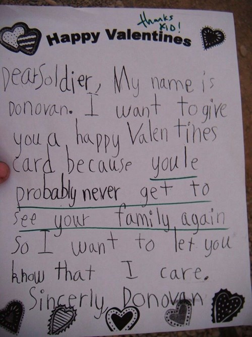 Kids Send the Sweetest Valentines