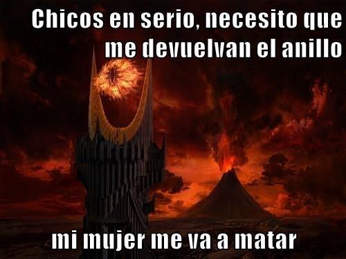 Mordor Sauron