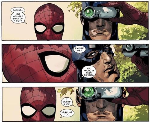 superheroes-spiderman-marvel-captain-america-gets-bullied-too