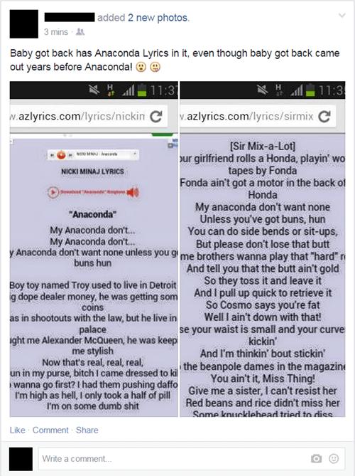 funny-facebook-fails-nicki-minaj-mix-a-lot-lyrics