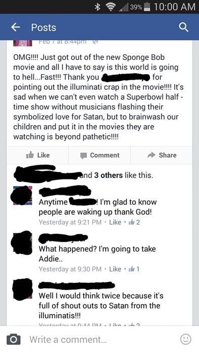 funny-facebook-fails-spongebob-conspiracy-illuminati