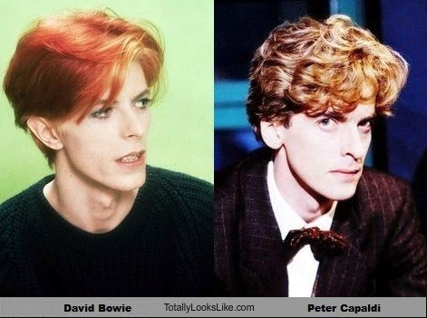 totally looks like 12th Doctor david bowie - 8444263680