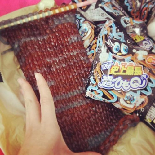 fashion-fail-hand-knit-gummy-candy-scarf-yes-please