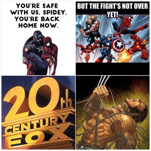 superheroes-xmen-marvel-bring-wolverine-to-the-mcu