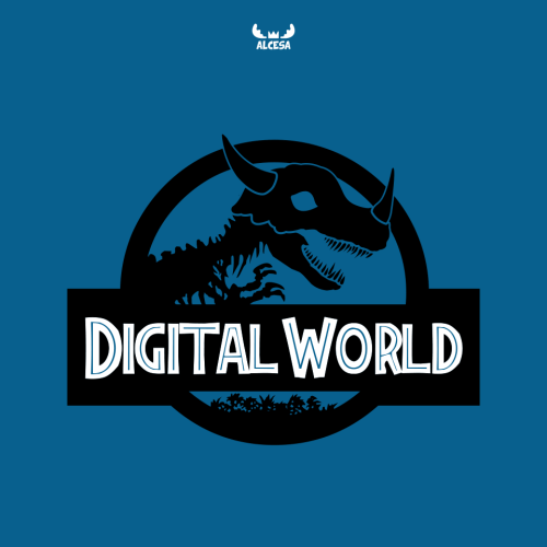 jurassic world meets digimon