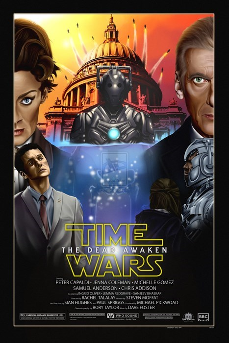 funny-doctor-who-12th-doctor-time-war-poster