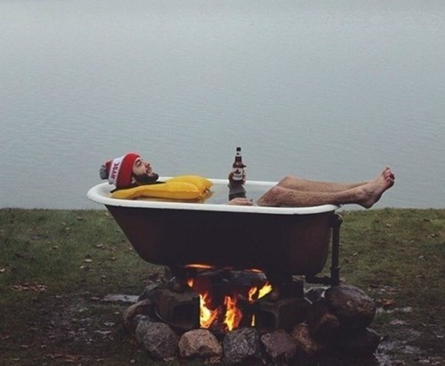canadian hot tubs are so relaxing