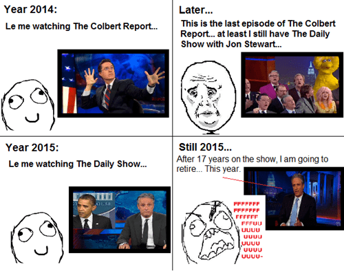 rage stephen colbert comedy central jon stewart the colbert report the daily show - 8445135616