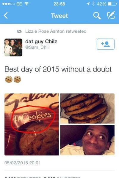 funny-twitter-pics-cookies-lucky-good-day