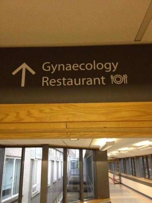 funny-sign-fails-gynaecology-restaurant