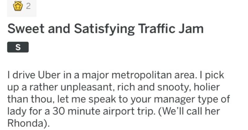 customer service satisfying uber revenge funny win - 8445701