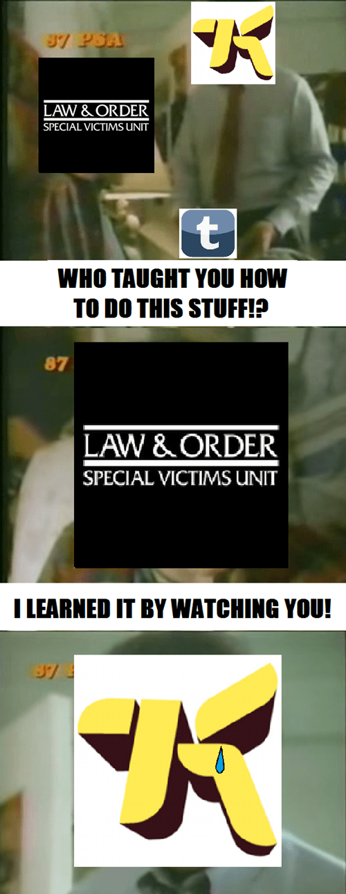 law & order,kotaku,gamergate,social justice