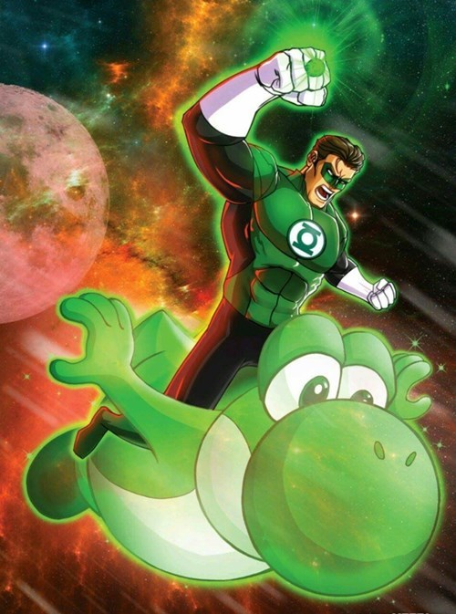 The Only Thing Green Lantern Ever Needs To Make