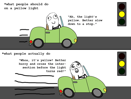logic,driving,traffic light