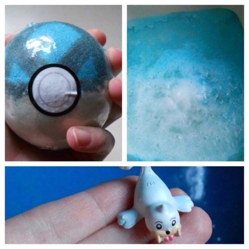 seel Pokémon bath bomb - 8445782528