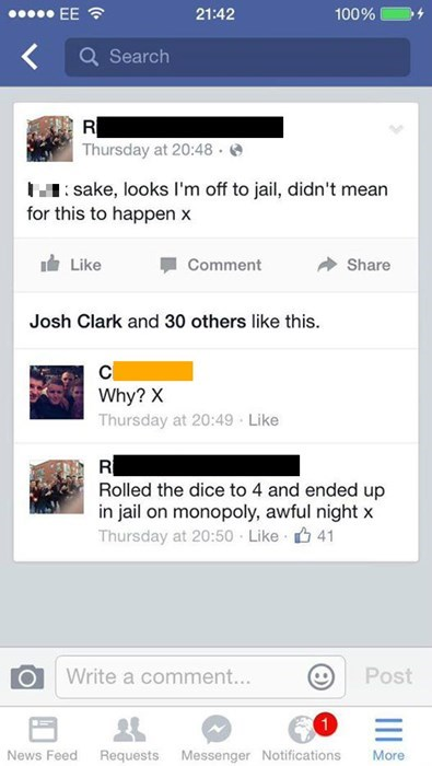 funny-facebook-fails-monopoly-arrest-fail