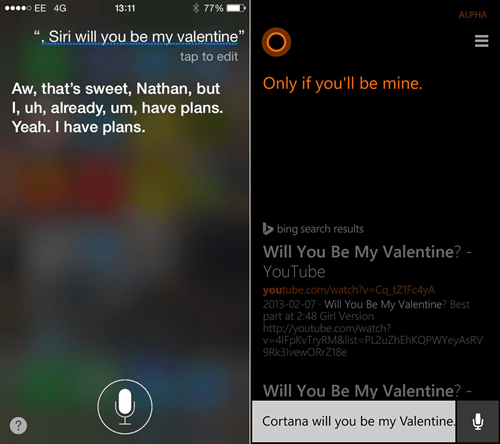 funny-dank-memes-the-difference-between-siri-and-cortana-when-it-comes-to-valentines-day