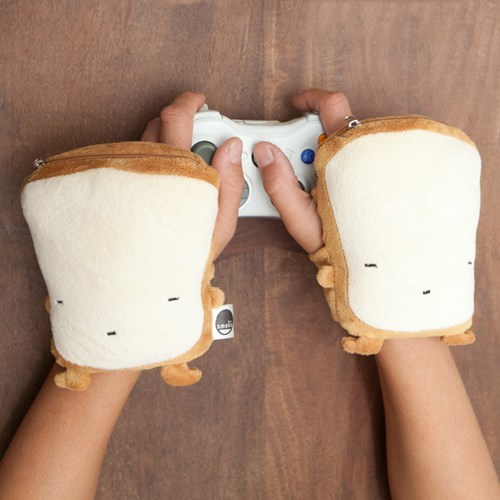 geeky merch toast hand warmers