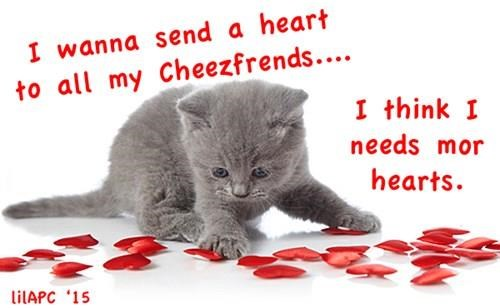Sendin out luv 'n hugs to all my great frends
