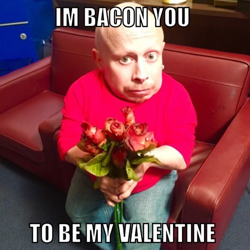 A bacon bouquet? a 1000 times YES!