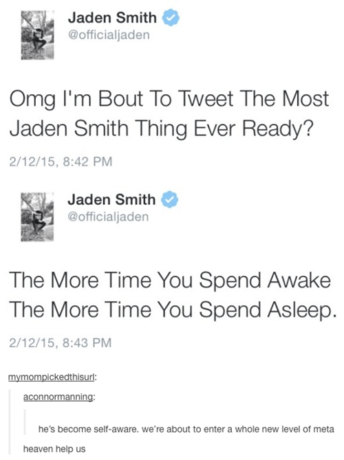 twitter,tumblr,jaden smith,wisdom,celeb,failbook,g rated