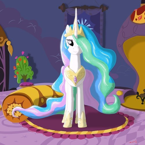 art,princess celestia