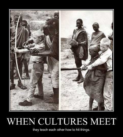 cultures,violence,funny,hitting