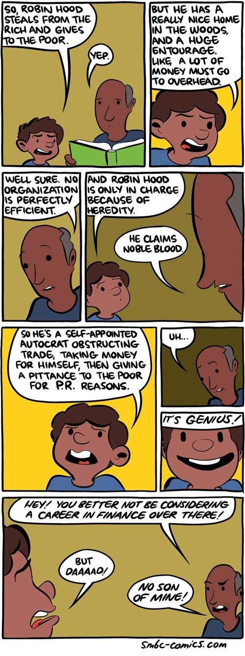 funny-web-comics-the-economics-of-robin-hood