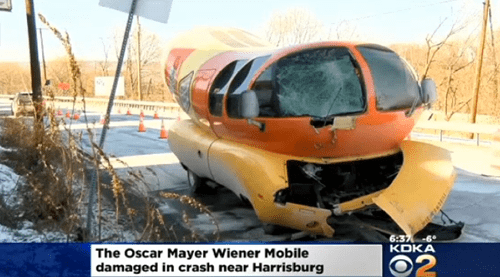 funny-news-fail-wienermobile-oscar-mayer-snow-crash