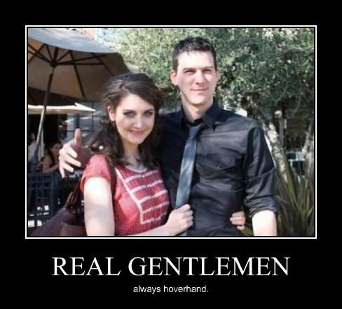 gentleman wtf hoverhand funny - 8447705856