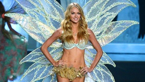 those victoria secret wings were out of this world