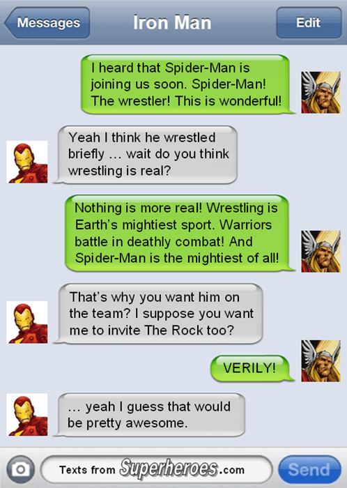 superheroes-avengers-dc-thor-like-wrestling-spider-man