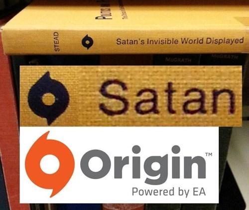 origin, EA, satan,