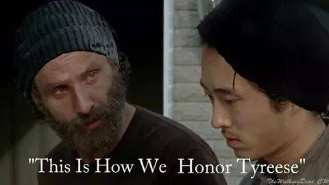 funny-walking-dead-honoring-tyreese-with-hats-meme