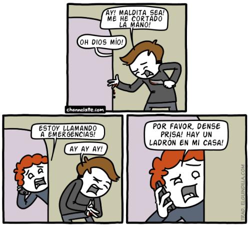llamar 911