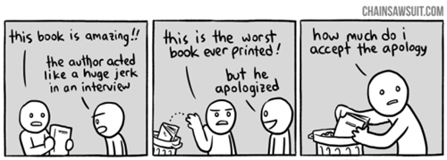 funny-web-comics-how-much-does-the-author-affect-the-book