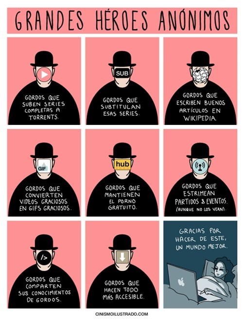 heroes anonimos