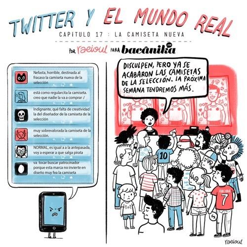 Twitter y los haters