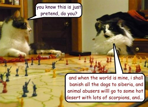 risk,world domination,Cats