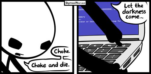 computers sad but true web comics - 8449384704