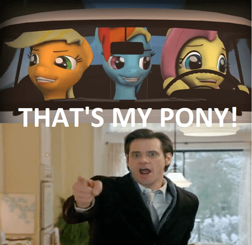 MLP,SNL,that's my pony,what is love