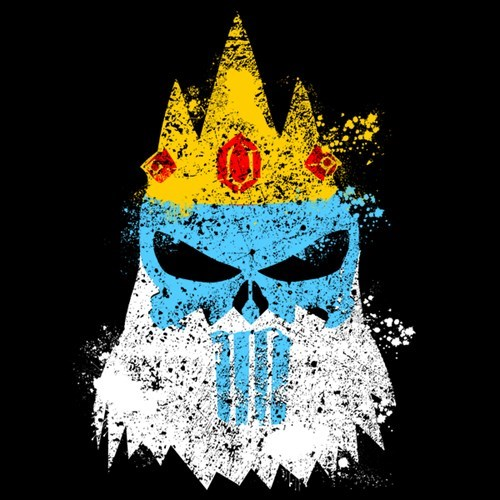 geeky merch ice king punisher