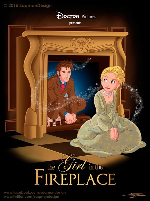 funny-doctor-who-girl-in-the-fireplace-disney-style