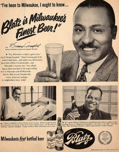 what the hell is blatz beer