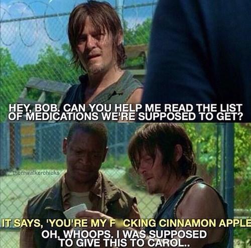 funny-doctor-who-daryl-dixon-medicine-ship-carol
