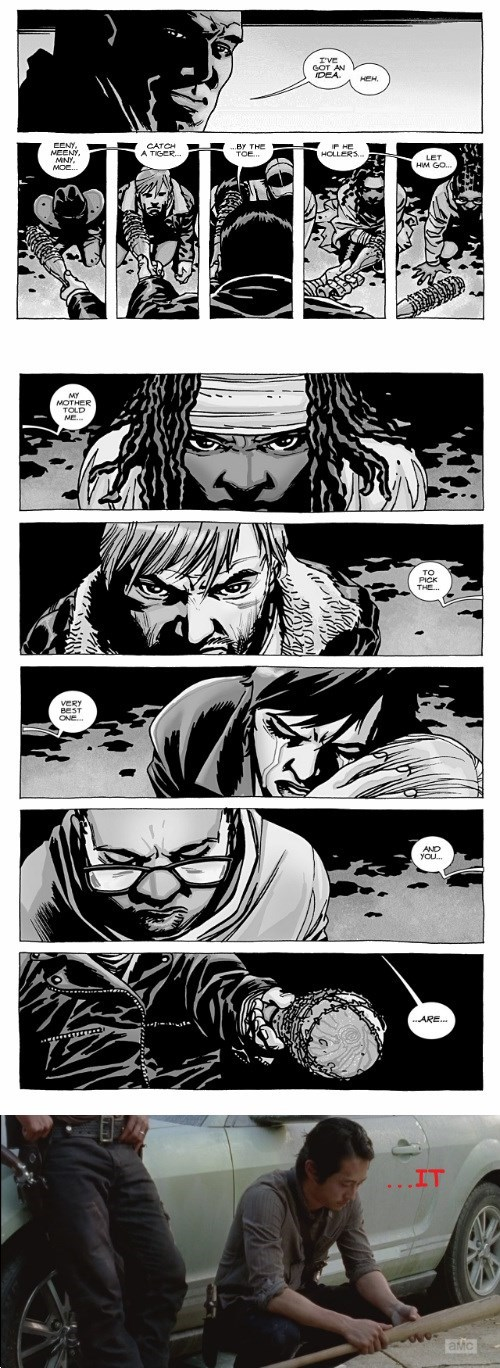 funny-walking-dead-negan-has-his-eye-on-lucky-glenn