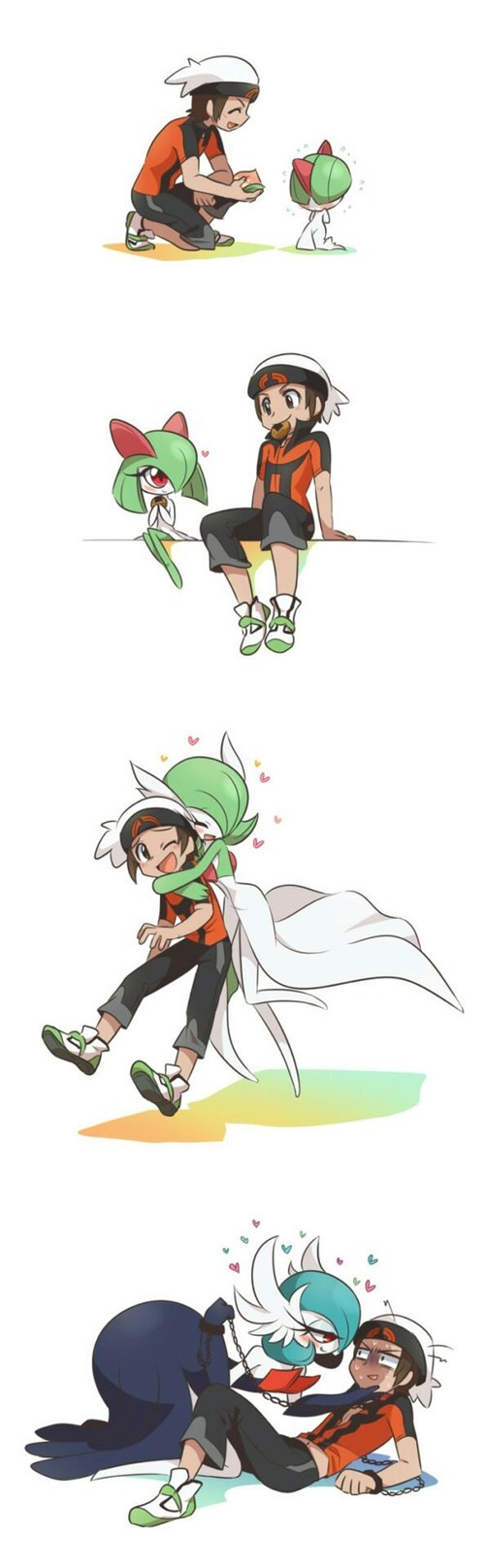 Pokémon well that escalated quickly gardevoir - 8449688832