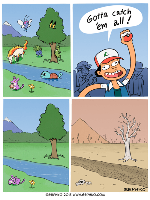 Pokémon,web comics,gotta catch em all