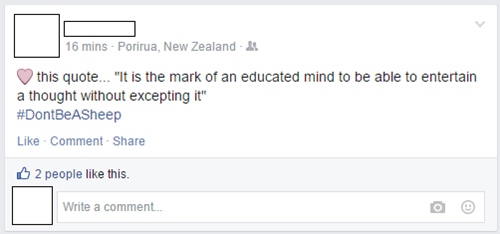 wisdom facepalm irony spelling quote failbook g rated - 8449692928